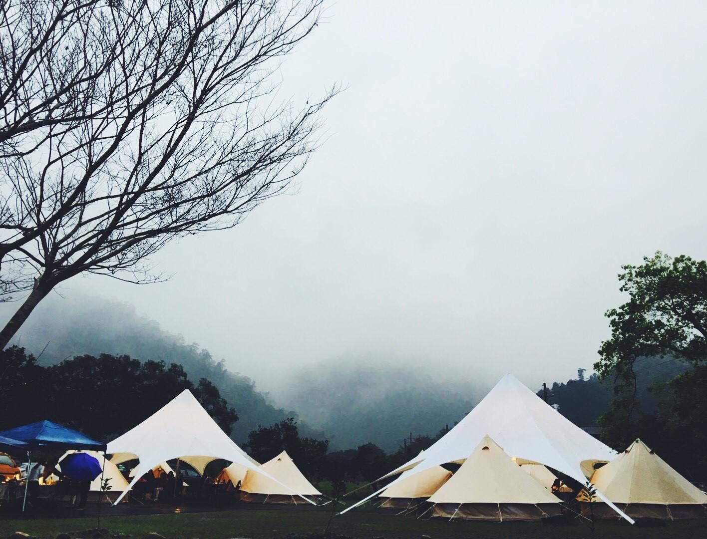 森與夢 雨天