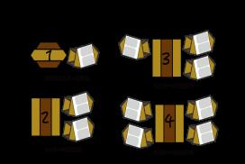 雪花村不同的帳數搭配天幕的方式